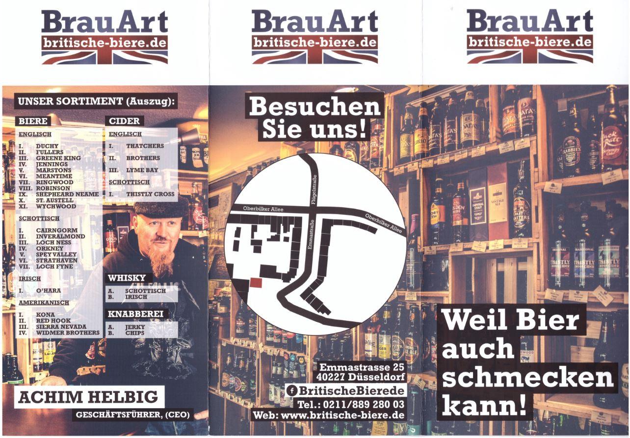 Britische Biere BrauArt Düsseldorf_I