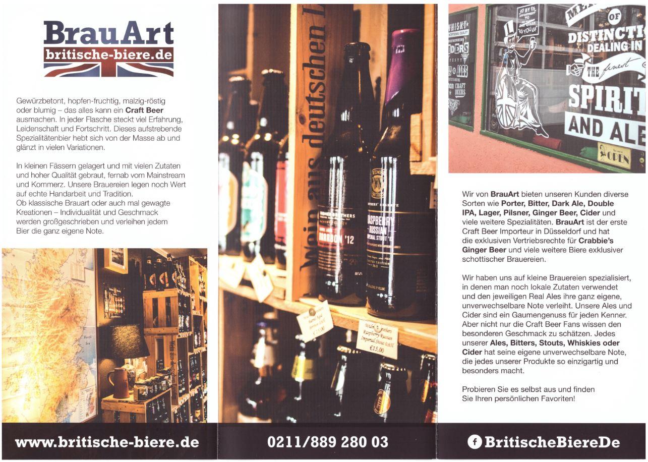 Britische Biere BrauArt Düsseldorf_II