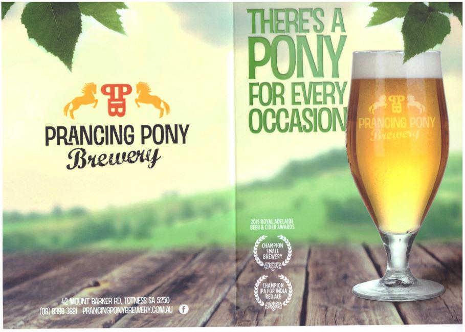 Prancing Pony Australia_I