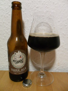 90_Smiling Samoyed Dark Ale